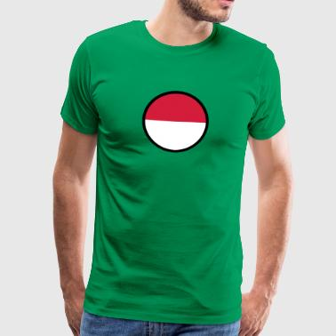 Under The Sign Of Indonesia - Men's Premium T-Shirt