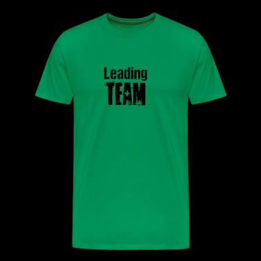 Leading Team Teamplayer Competition Competition - Men's Premium T-Shirt