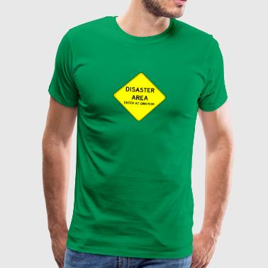 ramp Area - Mannen Premium T-shirt