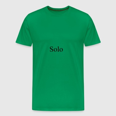 solo - Men's Premium T-Shirt