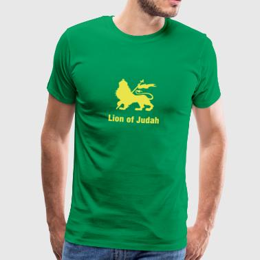 Lion of Judah - T-shirt Premium Homme