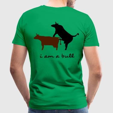 bull_reproduction - Men's Premium T-Shirt