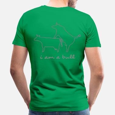 Bull Sex bull_reproduction - Men's Premium T-Shirt