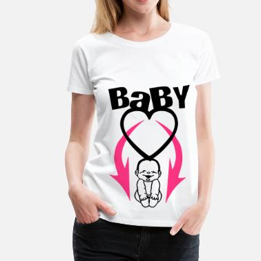 Baby On Board baby on board (2c) - Frauen Premium T-Shirt