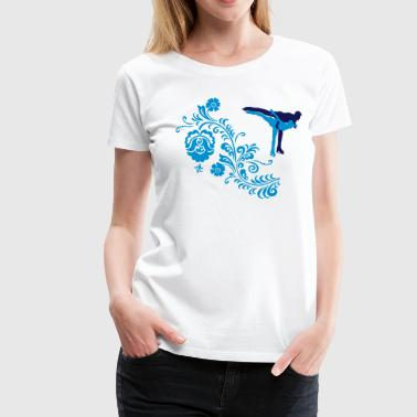 ornament - Frauen Premium T-Shirt