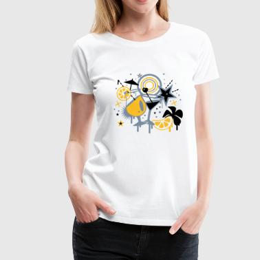 cocktail Party - Frauen Premium T-Shirt
