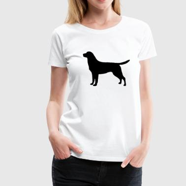 Labrador Retriever - Women's Premium T-Shirt
