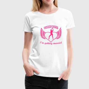 hen night - Women's Premium T-Shirt