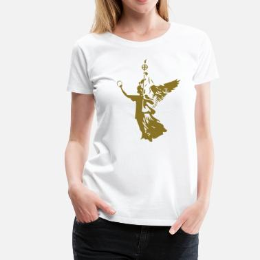 Goldelse goldelse - Frauen Premium T-Shirt