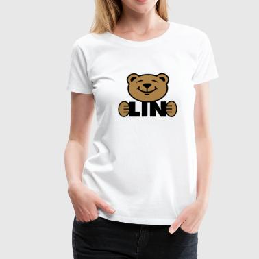 Berlin | Bär | Bearlin | Bear - Women's Premium T-Shirt
