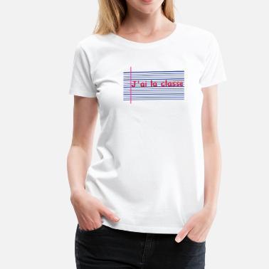 7953f428fb454 T-shirts Classe à commander en ligne   Spreadshirt