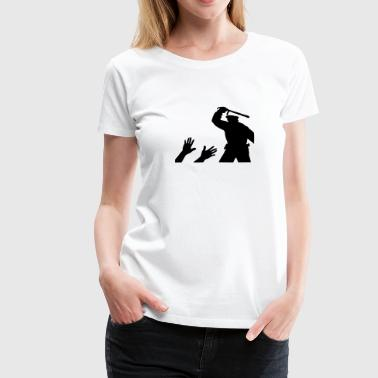 demo - Frauen Premium T-Shirt