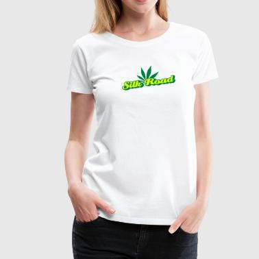 silkroad  Silk Road - Women's Premium T-Shirt