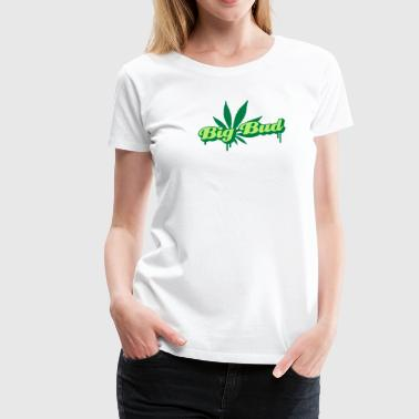 big bud - Premium-T-shirt dam
