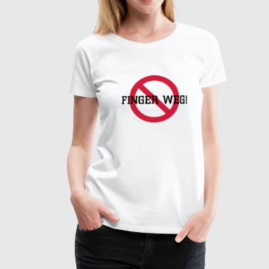 against - Frauen Premium T-Shirt