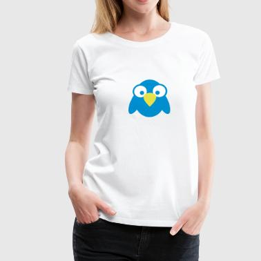 Tweet - Frauen Premium T-Shirt