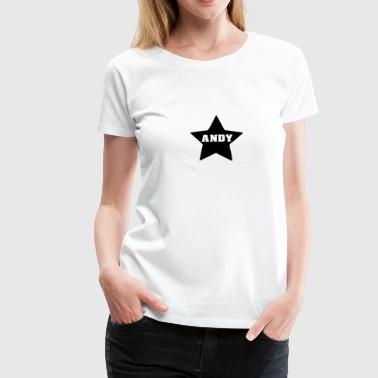 andy - Frauen Premium T-Shirt