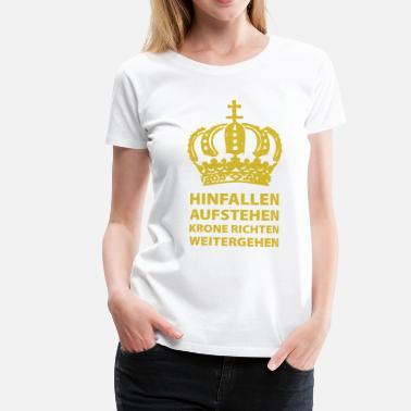 suchbegriff 39 krone spr che 39 t shirts online bestellen spreadshirt. Black Bedroom Furniture Sets. Home Design Ideas