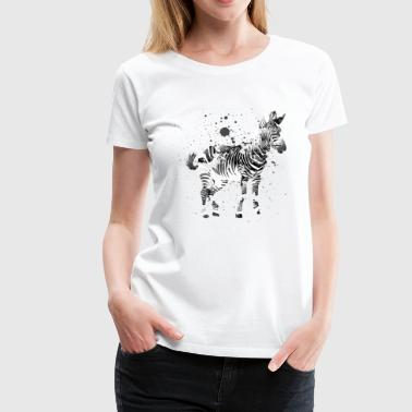 Animal zebra - Women's Premium T-Shirt