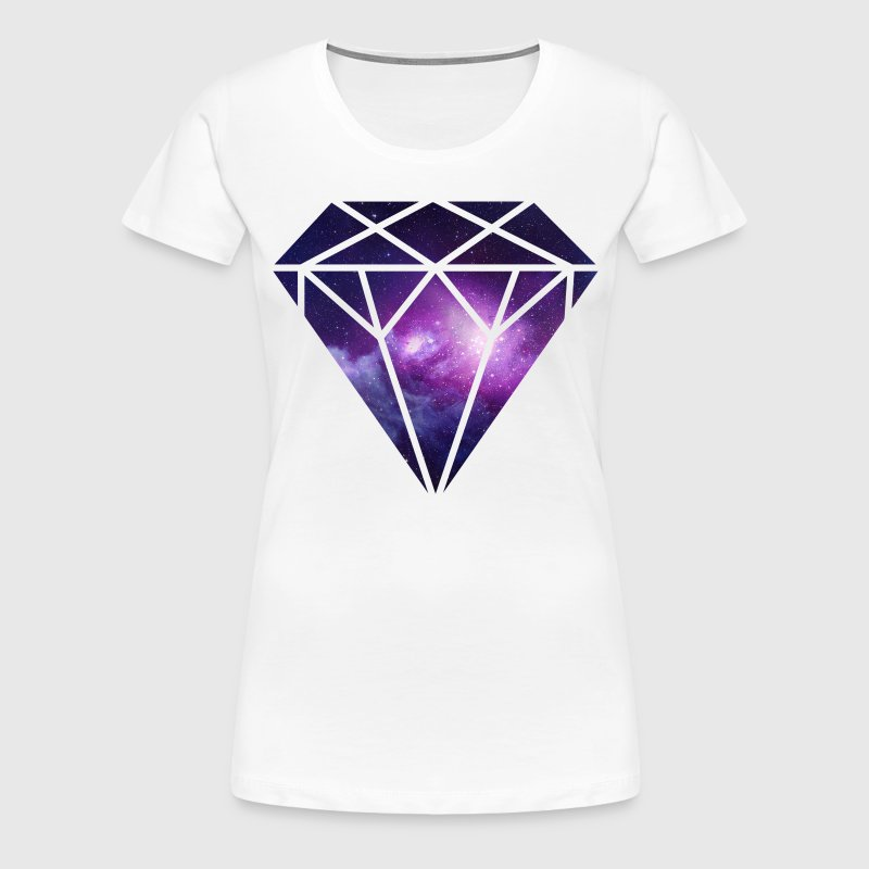 Diamant Diamond - Women's Premium T-Shirt