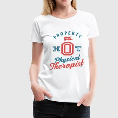 Physical Therapist - Women's Premium T-Shirt