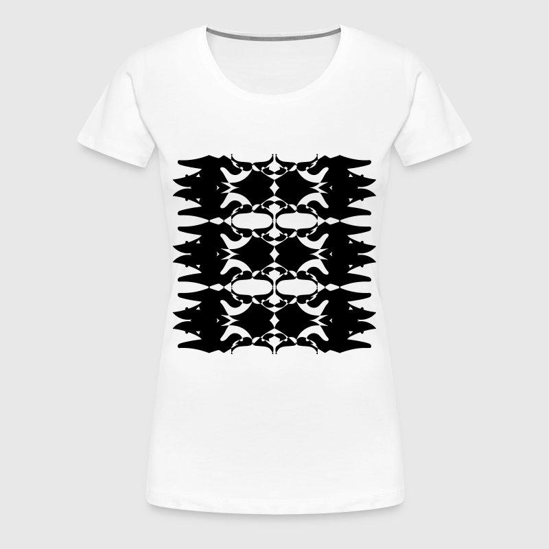 Gothic Spitze Häkeln Ornament Abstrakt von sylltrade | Spreadshirt