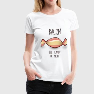 Bacon - Frauen Premium T-Shirt