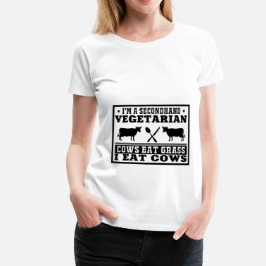 Meat Meat lover - Women's Premium T-Shirt