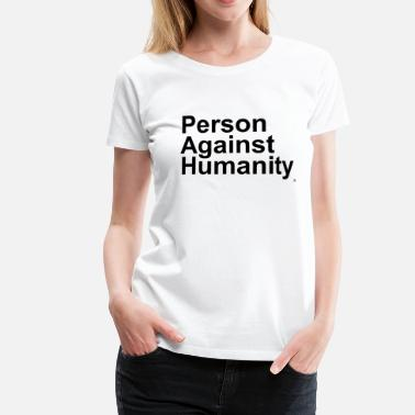 Personlighet PERSON - Premium-T-shirt dam