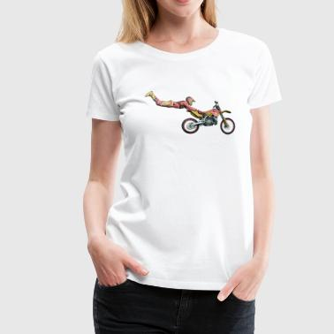 Freestyle Motocross motocross freestyle - Women's Premium T-Shirt