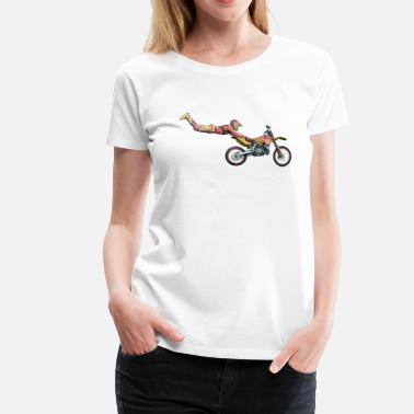 Motocross Freestyle motocross freestyle - Camiseta premium mujer