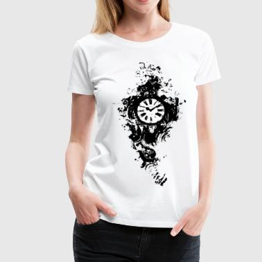 Clock - Women's Premium T-Shirt