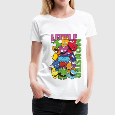 little monster - little monsters - Women's Premium T-Shirt