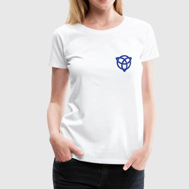 Traditional Celtic trinity knot - Women's Premium T-Shirt