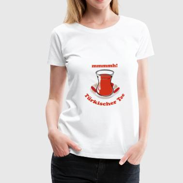 Turkish tea - Women's Premium T-Shirt