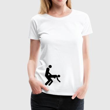 Sex - Dirty - Doggy style - Women's Premium T-Shirt