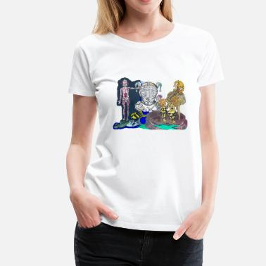 Socrates know thyself. Gnothi seauton by Socrate - Women's Premium T-Shirt