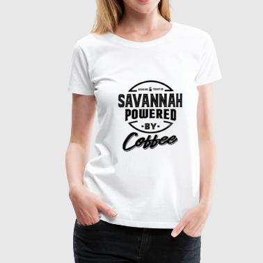 SAVANNAH - Frauen Premium T-Shirt