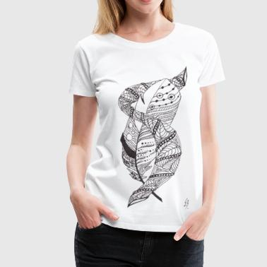 TensiFeather - Frauen Premium T-Shirt