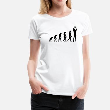 Evolution Of Rugby Evolution Rugby - Win - Women's Premium T-Shirt