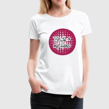 girls night out - Women's Premium T-Shirt
