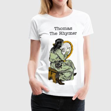 Thomas the Rhymer - Women's Premium T-Shirt