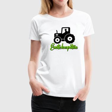 Harvest harvest captain - Women's Premium T-Shirt