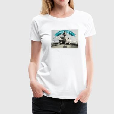 Bismarck Collection - Women's Premium T-Shirt - T-shirt Premium Femme