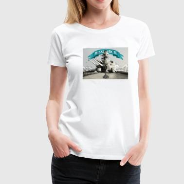 Bismarck Bismarck Collection - Women's Premium T-Shirt - Premium T-skjorte for kvinner