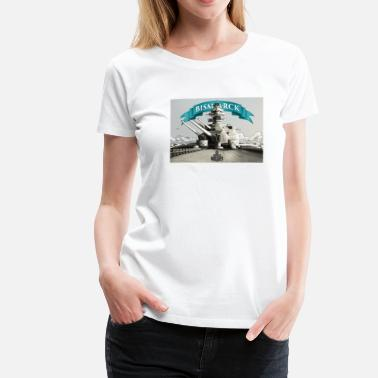 Bismarck Bismarck Collection - Women's Premium T-Shirt - Dame premium T-shirt