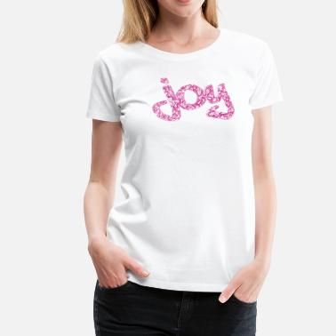 Joey joy - Frauen Premium T-Shirt