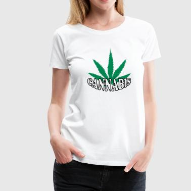 Cannabis - Women's Premium T-Shirt