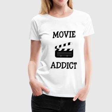 Movie Addict - Women's Premium T-Shirt