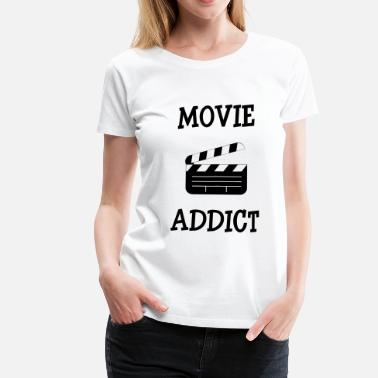 Movie Movie Addict - Camiseta premium mujer